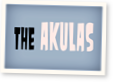 The Akulas - logo
