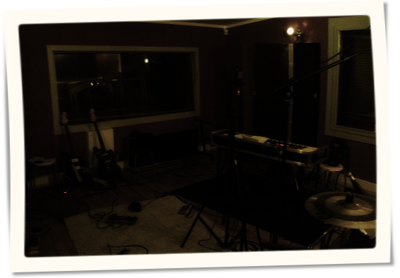 The Akulas 21-01-12 Recording